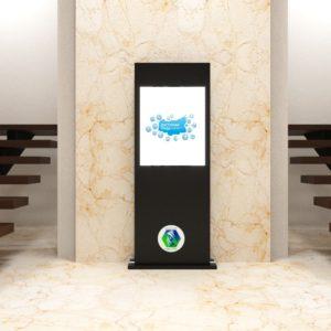 Интерактивный информационный сенсорный терминал