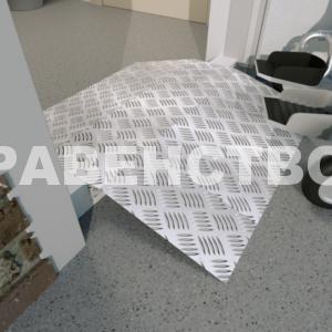 Перекатные пандусы из алюминия