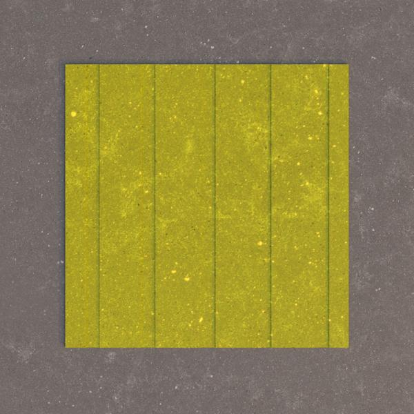 Тактильная плитка Бетон продольный риф