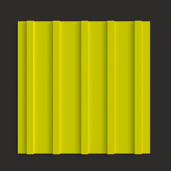 Тактильная полиуретановая плитка продольный риф