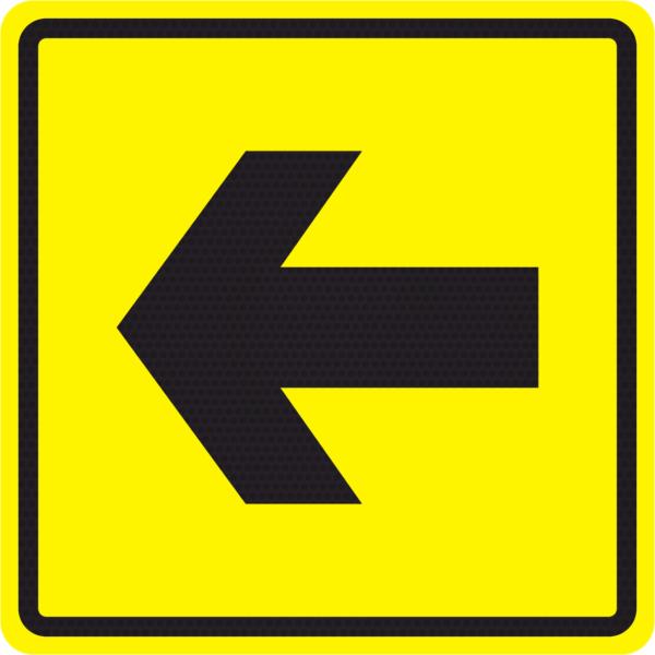 Тактильная пиктограмма - Направление движения