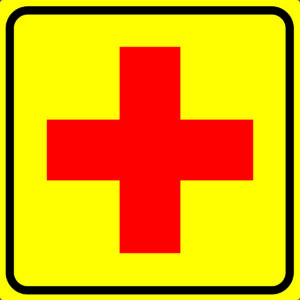 Пиктограмма - аптечка