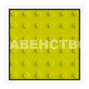 Плитка ТПУ линейный конус