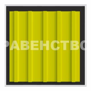 Тактильная плитка ТПУ - продольный риф